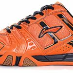 LI-NING Men Saga Lightweight best Badminton Shoes