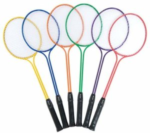 cheapest badminton racket