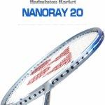 Yonex Nanoray 20 cheap badminton racket
