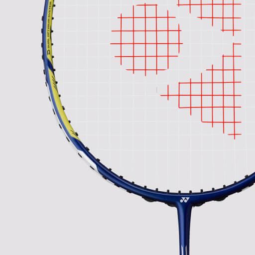 Yonex Duora 88 badminton racket  for left handed
